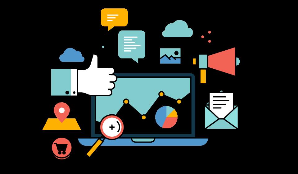 Sites e o aumento de conteúdo