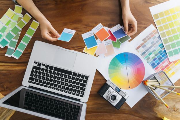 Como usar a psicologia das cores no marketing da sua empresa