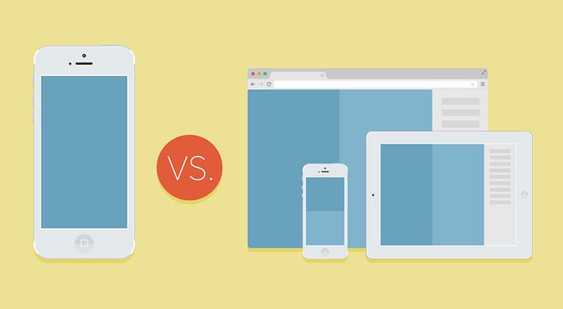 Qual a diferença entre site responsivo e site mobile