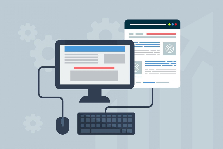 Um site é crucial para qualquer tipo de empresa!