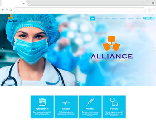criação de site para todos os formatos de tela